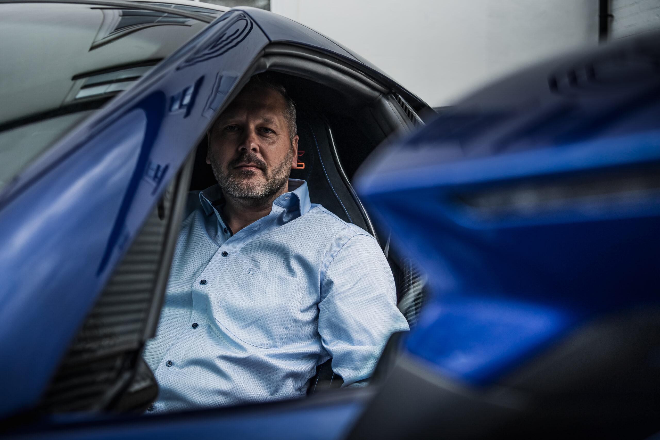 ZENVO AUTOMOTIVE APPOINTS UK DEALER, CENTURIAN AUTOMOTIVE